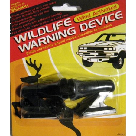 GI030 2 Deer Whistles Wildlife Warning Devices Animal Alert Car Safety Accessories New2 Deer Whistles Wildlife Warning Devices Animal Alert Car Safety.., By