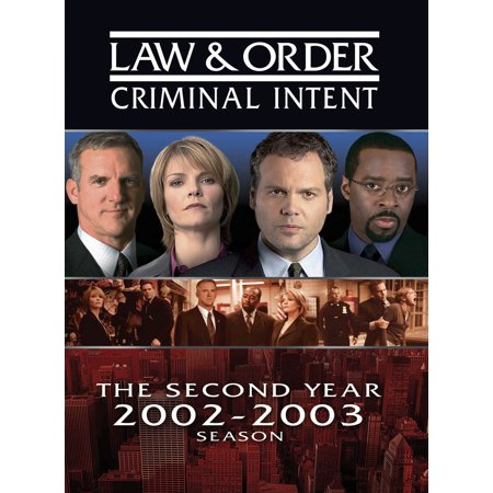 Law & Order: Criminal Intent - The Second Year 2002 - 2003