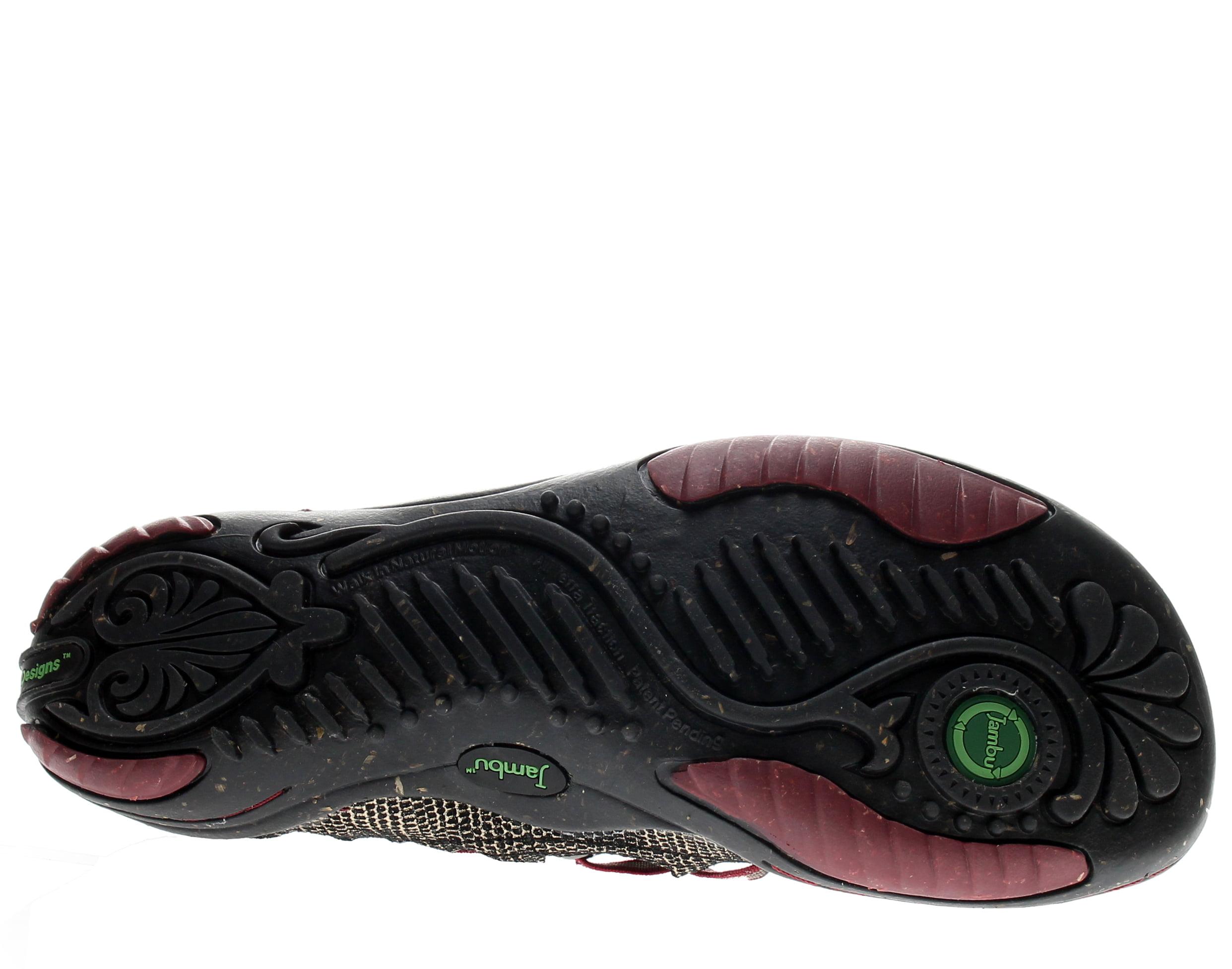 Jambu Kettle Black Women's Ballerina Flat Shoes WJ15KTT01
