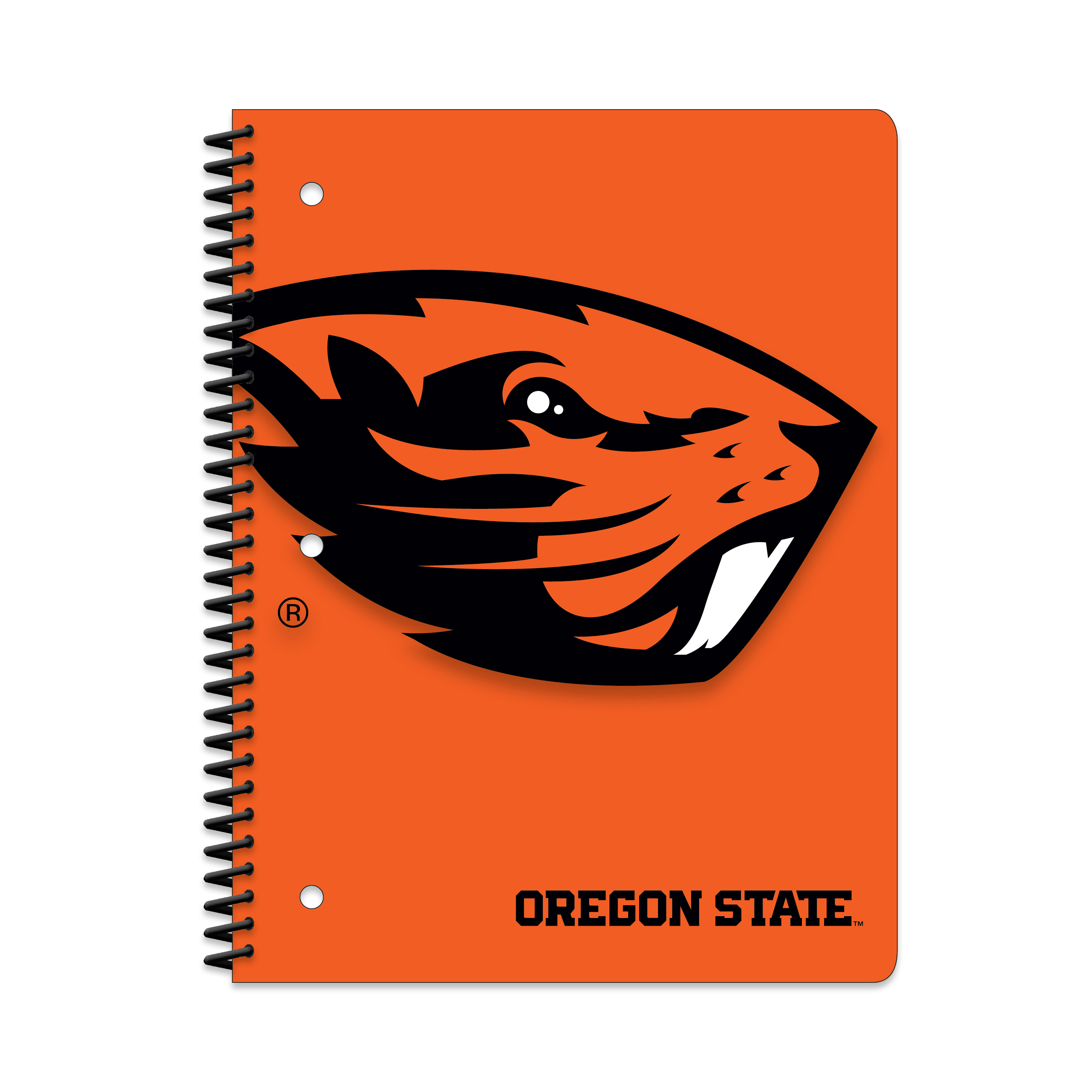 OR ST BEAVERS CLASSIC 1-SUBJECT NOTEBOOK