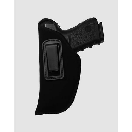 SOB Small of Back Concealed Gun Holster for SIG Sauer P250 Compact and Subcompact P220 P220 Carry P220 Compact P229 P232 P239 1911 Carry (Sig Sauer 1911 Stainless With Crimson Trace)