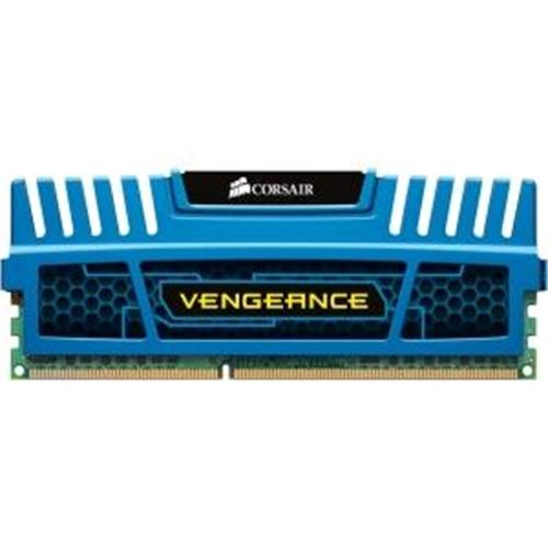Corsair Vengeance - DDR3 - 4 GB : 2 x 2 GB - DIMM 240-pin - 1600 MHz / PC3-12800 - CL9 - 1.5 V - unbuffered - non-ECC