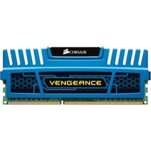 Corsair Vengeance Blue 4GB (2x2GB) DDR3 1600 MHZ (PC3 12800) Desktop Memory 1.5V