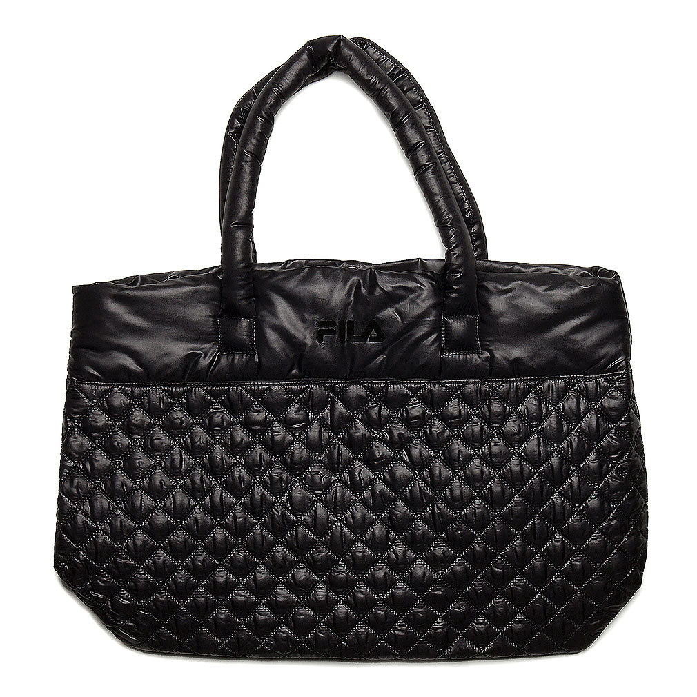 Fila Womens Collezione Quilted BagBlackOne Size