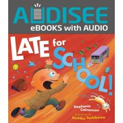 Late for School! - eBook