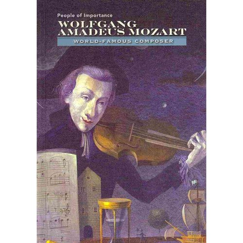 Wolfgang Amadeus Mozart: World-Famous Composer