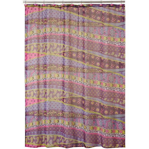 Allure Provence Shower Curtain