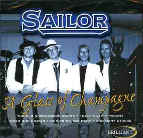 Sailor - Glass of Champagne [CD]