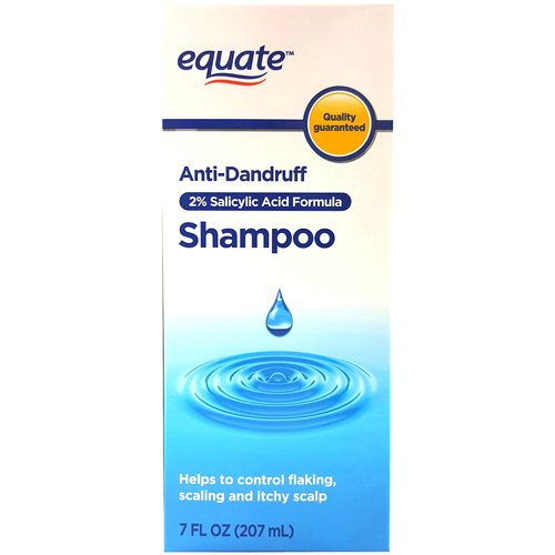 Equate Anti-Dandruff Shampoo, 7 Fl Oz