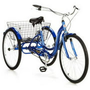 "26"" Schwinn Meridian Adult Tricycle, Blue"