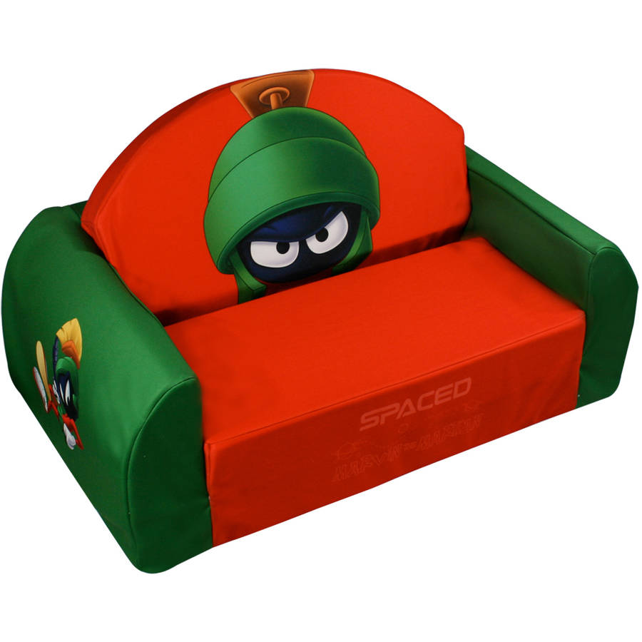 Marvin the Martian Polyester Flip Sofa