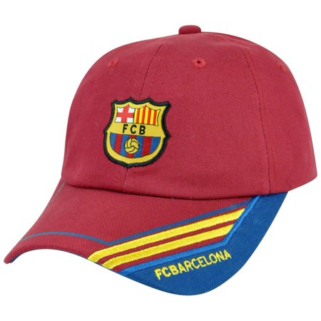 Rhinox FC Barcelona La Liga Clip Buckle Barca Soccer Futbol Hat Cap Gorra  Spain - Walmart.com f61ad954f7f