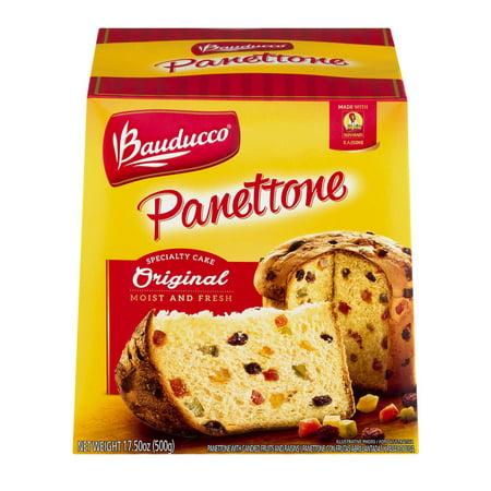 Bauducco Panettone Specialty Cake Original, 17.5 OZ