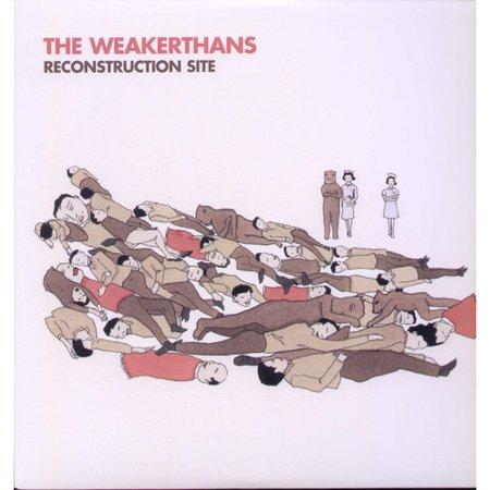 Weakerthans   Reconstruction Site  Vinyl