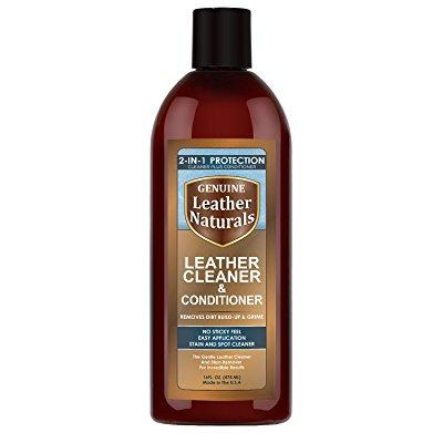 leather naturals cleaner with conditioner - the ultimate ...