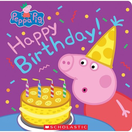 Happy Birthday! (Peppa Pig)](Happy Birthday Books)