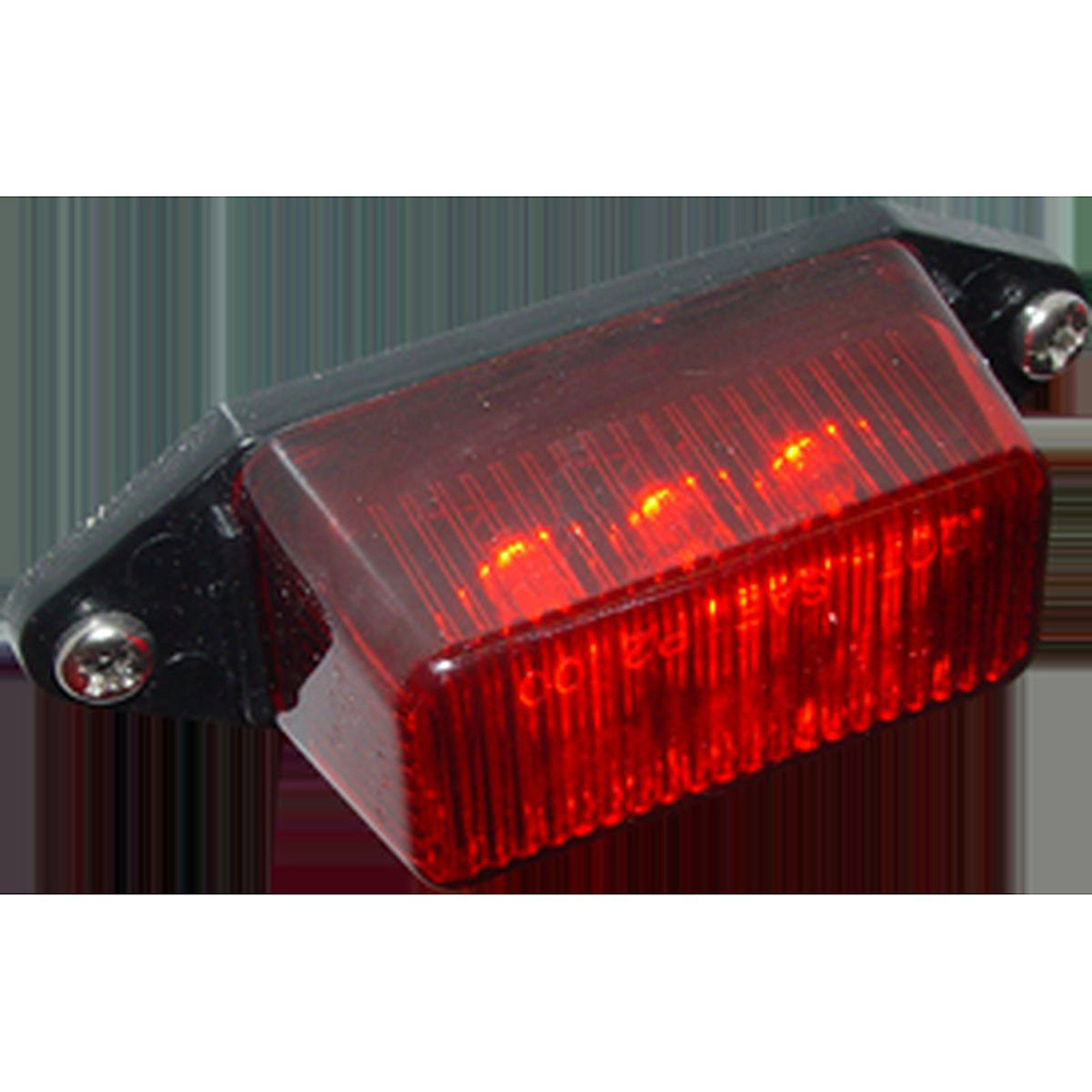 SeaSense LED Clearance Lights, 6 1/2 Pigtail 6 1/2 Pigtail 50080279 Red