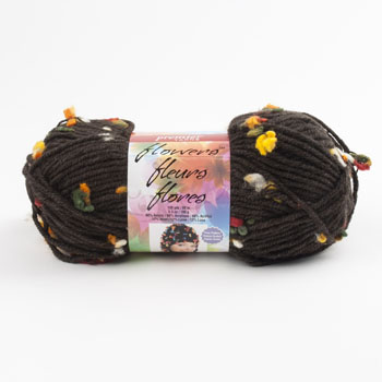 YARN FLOWERS 108 YDS 3.5 OZ APPLE ORCHARD, Case Pack of 57