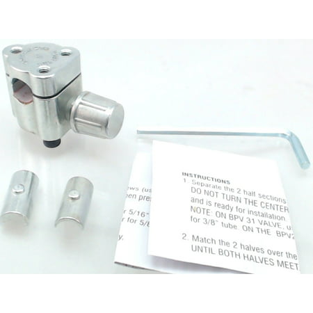 - BPV31 SUPCO Bullet Piercing Valve for 1/4