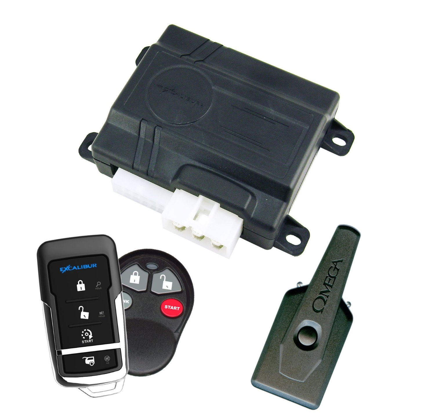 OM-Omega Excalibur Keyless Entry Remote Start