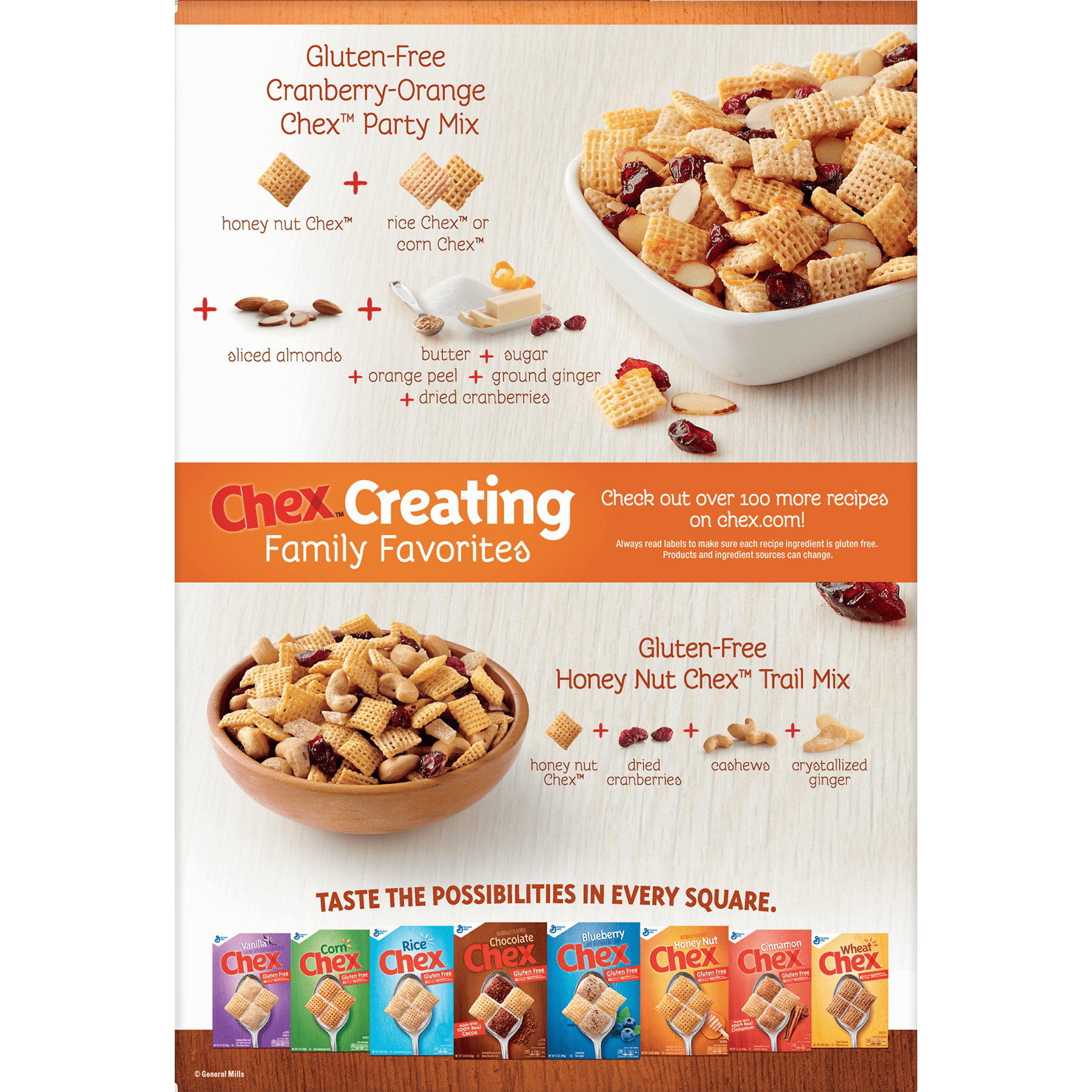 Honey nut chex cereal gluten free cereal 125 oz walmart ccuart Image collections