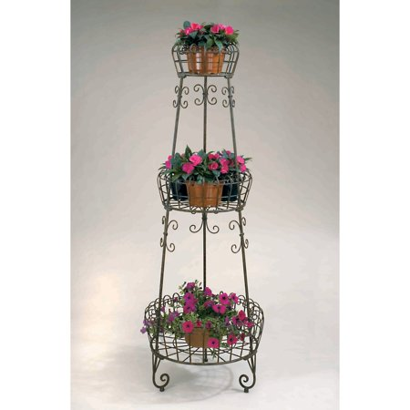 Deer Park Ironworks 3 Tier French Planter Deer Park Deer Planter