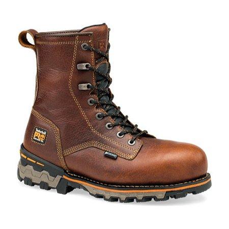Men's Timberland PRO Boondock Plain Toe 8