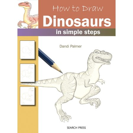 Draw Hoe - How to Draw: Dinosaurs