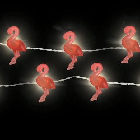 WallPops Flamingo String Lights Set of 2