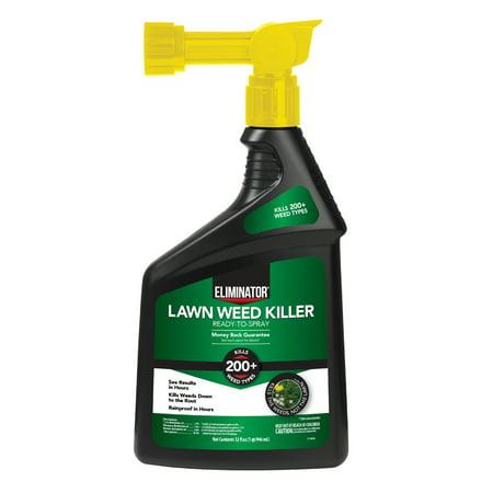 Eliminator Lawn Weed Killer Ready-To-Spray 32 fl