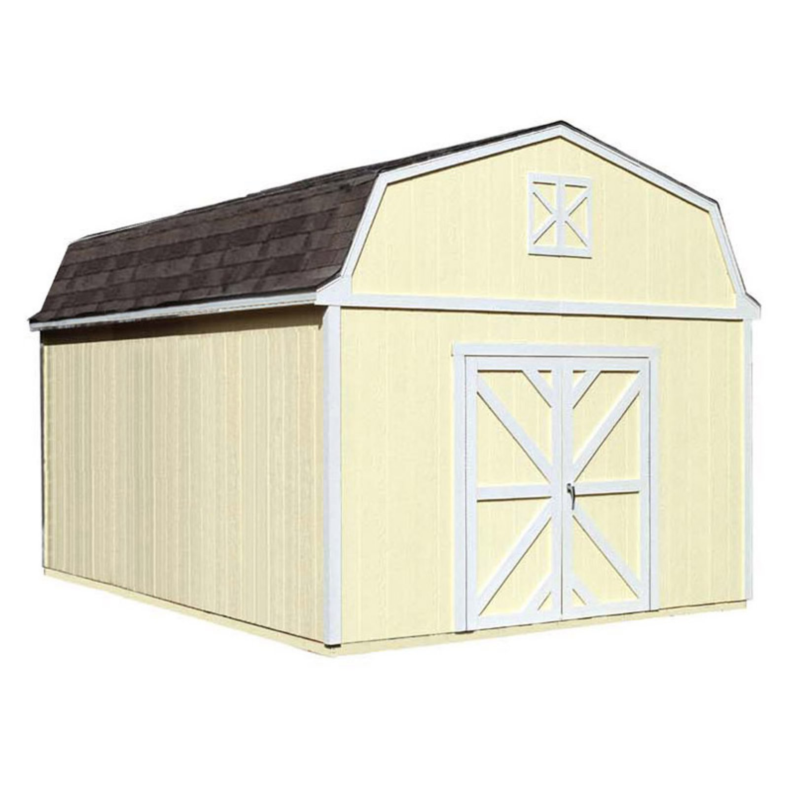 Handy Home Sequoia Storage Shed - 12 x 16 ft.