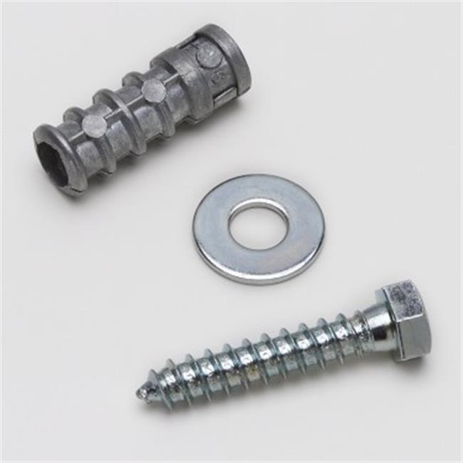 Commercial Zone Products 795600 Bolt-Down Anchor Kit, 3-Pack