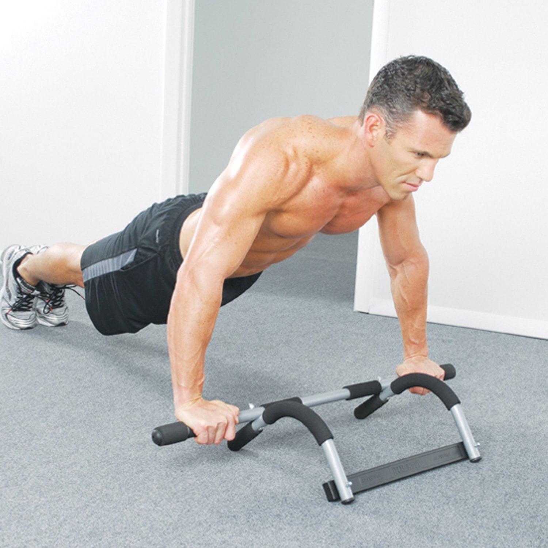 913d6e2403e Iron Gym Total Upper Body Workout Bar - Walmart.com