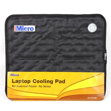 Laptop Cooling Pad - iMicro CLP-IM15BK 15inches Laptop Cooling Pad - Black