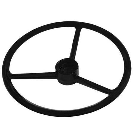 Steering Wheel For John Deere Tractor - Al28457 T22875 Ar78405 (John Deere Tractor Wheels)