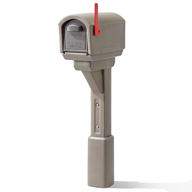 Step2 MailMaster Express Mailbox (Mocha) by Step2 Company LLC