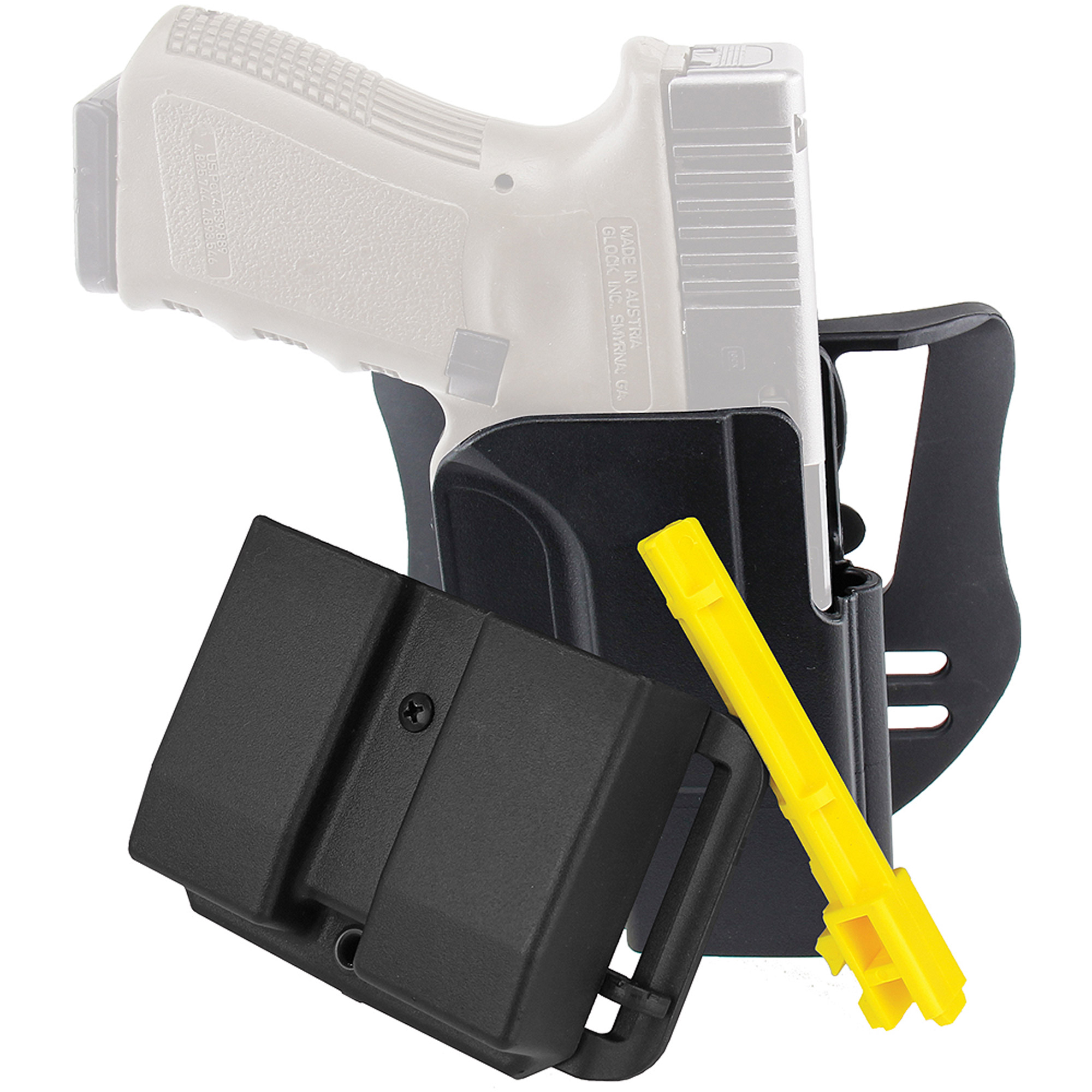 Blade Tech Industries Revolution Combopack Belt Holster, Fits Glock 19 23 32, Includes Revolution Holster Double... by Blade Tech Industries