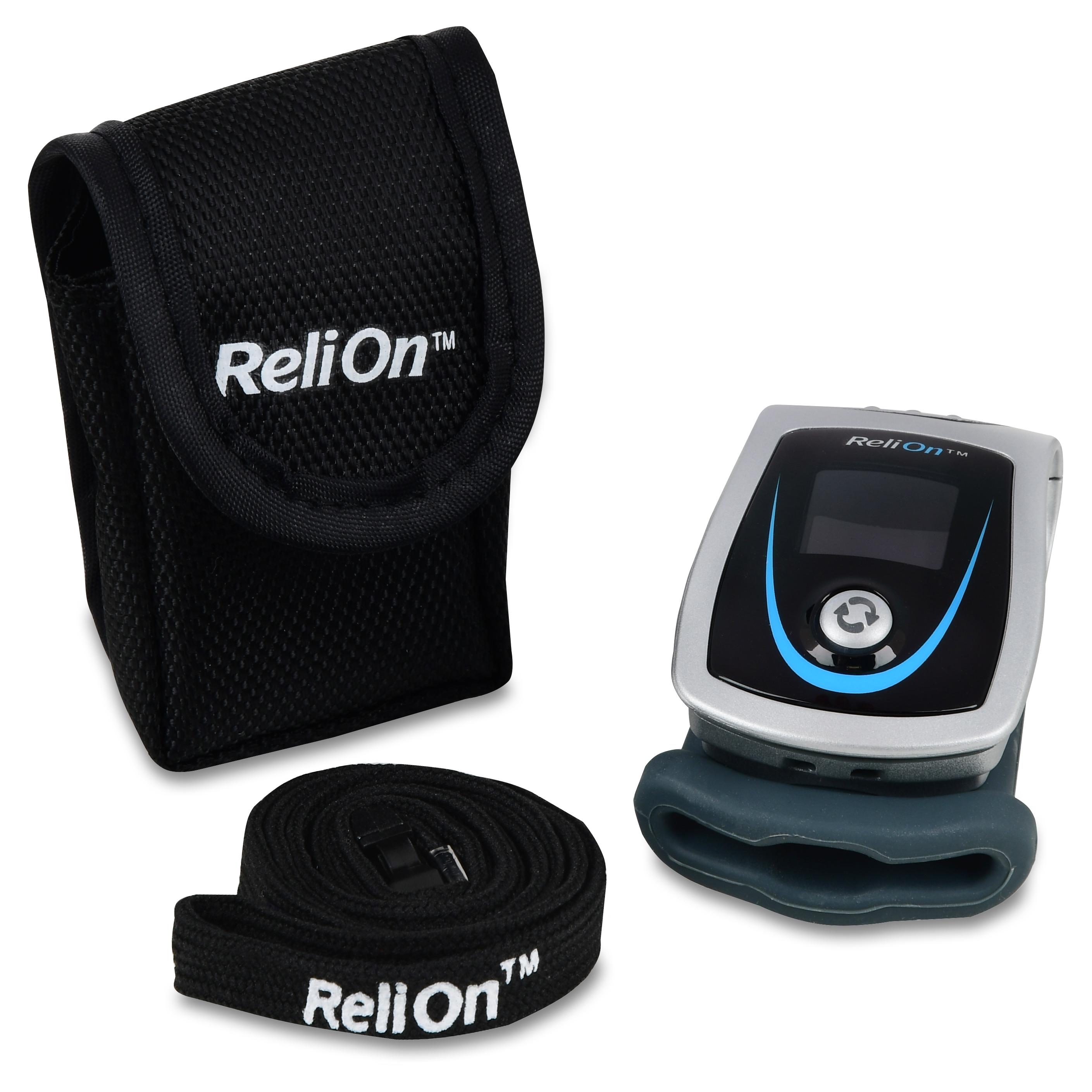 ReliOn Deluxe Pulse Oximeter