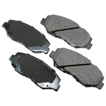 Akebono ACT914 ProACT Ultra-Premium Ceramic Brake Pad
