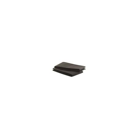 MACs Auto Parts Premier  Products 41-61422 Convertible Top Pad - Black - Falcon, Comet & (Mercury Montego Convertible)