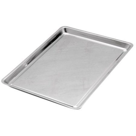 Stainless Steel Jelly Roll Baking Pan Measures 15 X 10 X