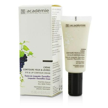 Academie - Aromatherapie Eye & Lip Contour Cream - For All Skin Types -15ml/0.5oz