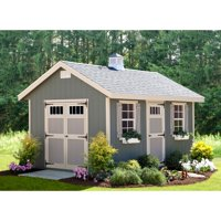 EZ Fit Riverside 10 x 14 ft. Shed Kit