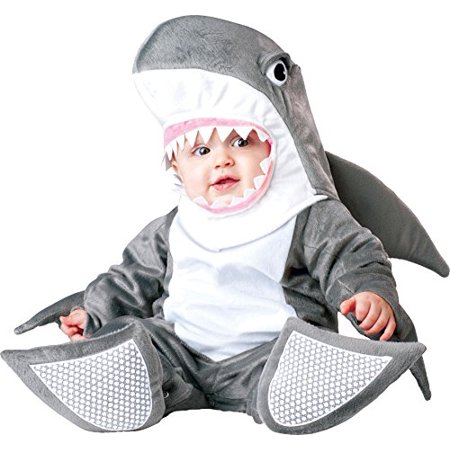 UHC Baby's Silly Shark Safari Fish Outfit Infant Toddler Halloween Costume, 18M-2T - Baby Safari Costume