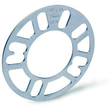 SP601S Wheel Spacer 4 Hole 6 In. Outside 3 In. Inside 0.12 In. Thick Single