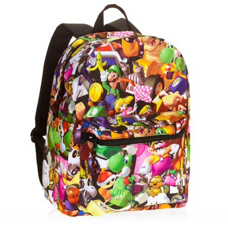 Mario Comic Backpack