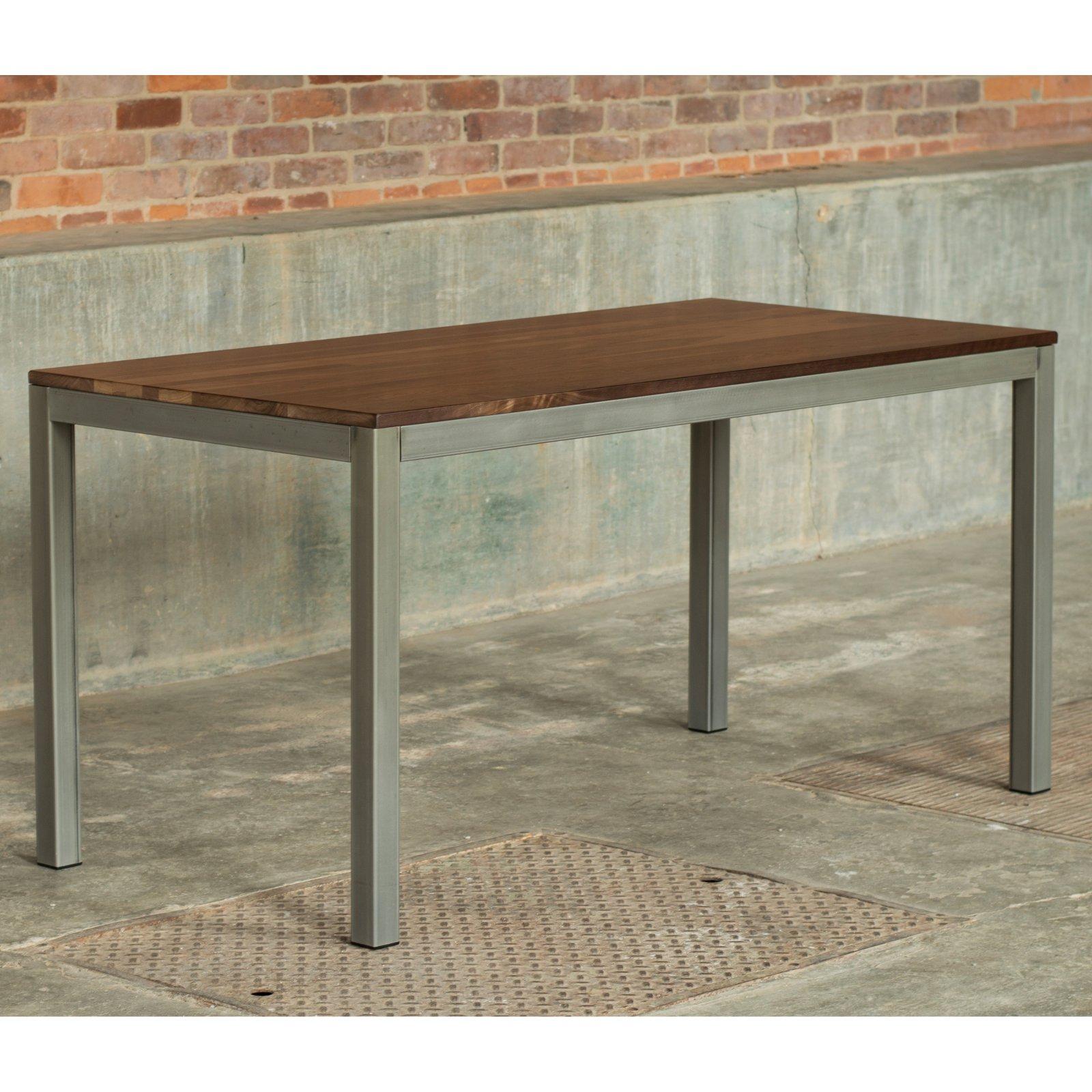 Elan Furniture Loft Dining Table - Walnut