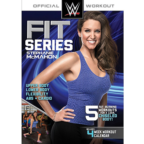 WWE Fit Series For Women: Stephanie McMahon (Widescreen)