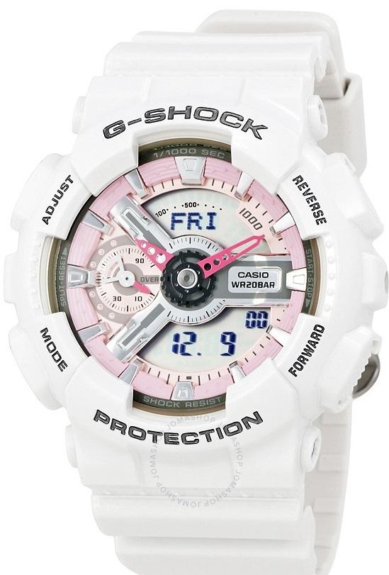 G-Shock Mens Watch GMAS110MP-7ACR