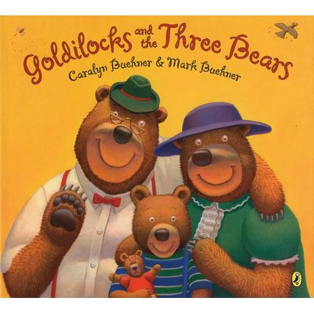 Goldilocks And The Three Bears Halloween Costumes (Goldilocks and the Three)